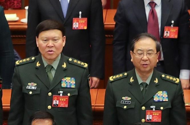 Hàng loạt tướng Trung Quốc liên tiếp bị quật ngã vì tham nhũng ảnh 5