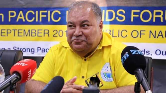 """Chỉ trích Trung Quốc """"nước lớn bắt nạt nước nhỏ"""", đảo quốc Nauru căng thẳng với Bắc Kinh ảnh 2"""