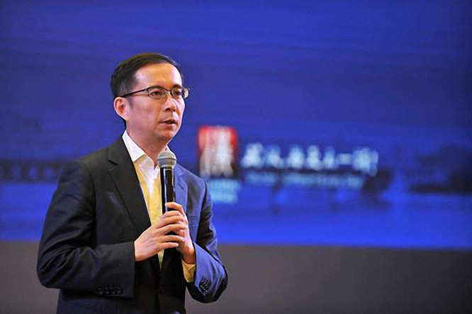 Thông tin thêm về Trương Dũng, người kế nghiệp Mã Vân tại Alibaba ảnh 2