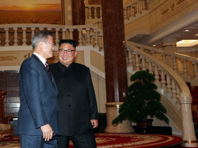 """Lộ địa điểm """"thần bí"""" - nơi hội đàm kín giữa lãnh đạo hai miền Triều Tiên ảnh 8"""