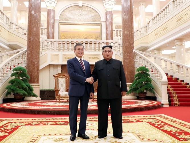 """Lộ địa điểm """"thần bí"""" - nơi hội đàm kín giữa lãnh đạo hai miền Triều Tiên ảnh 10"""