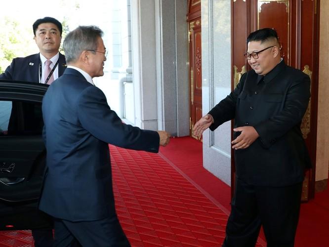 """Lộ địa điểm """"thần bí"""" - nơi hội đàm kín giữa lãnh đạo hai miền Triều Tiên ảnh 2"""