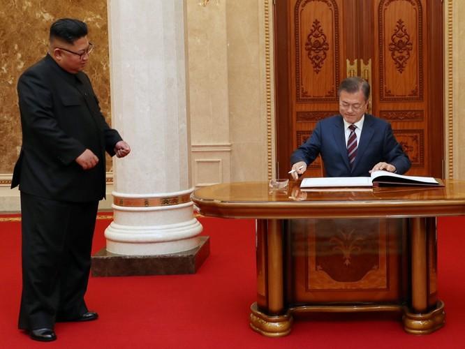 """Lộ địa điểm """"thần bí"""" - nơi hội đàm kín giữa lãnh đạo hai miền Triều Tiên ảnh 6"""