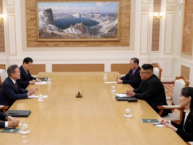 """Lộ địa điểm """"thần bí"""" - nơi hội đàm kín giữa lãnh đạo hai miền Triều Tiên ảnh 1"""