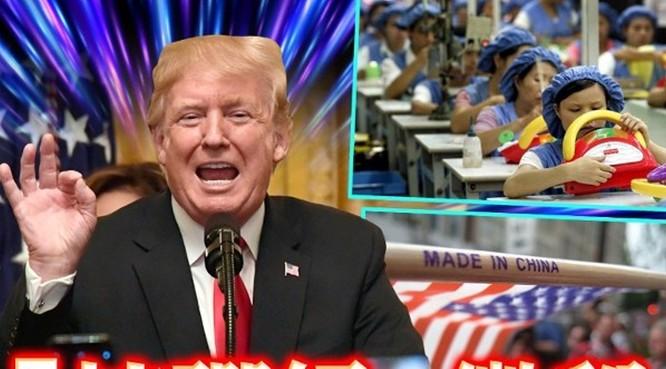 Donald Trump tung đòn thuế 200 tỷ USD, chứng khoán Trung Quốc sụt đáy thấp nhất 4 năm qua ảnh 1