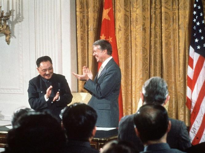 """Căng thẳng Trung – Mỹ, giới quyết sách Bắc Kinh: """"Cứ để núi lửa phun hết rồi hãy giải quyết"""" ảnh 1"""