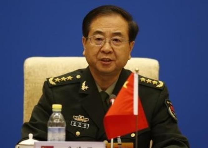 """Trung Quốc nghiêm trị các """"Hổ lớn trong quân đội"""" ảnh 1"""