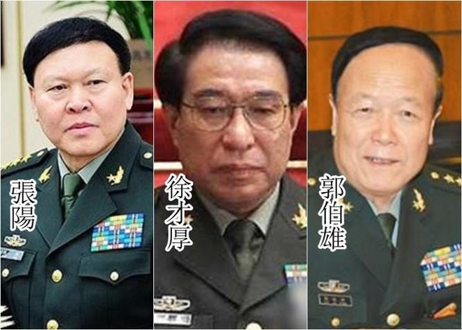 """Trung Quốc nghiêm trị các """"Hổ lớn trong quân đội"""" ảnh 2"""
