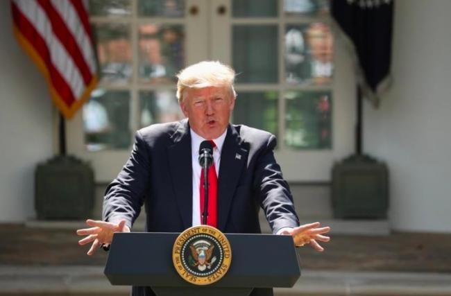 Ông Donald Trump liên tiếp rút khỏi 7 tổ chức quốc tế, hiệp định và hiệp ước ảnh 1