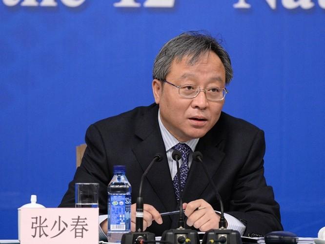 """Trung Quốc một năm """"đả hổ"""": 25 quan tham quốc gia, tỉnh, bộ ngã ngựa ảnh 6"""