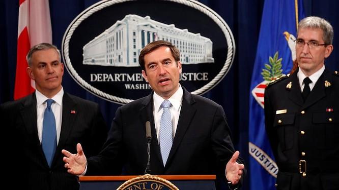 Mỹ khởi tố liên tiếp ba vụ án gián điệp Trung Quốc lấy cắp bí mật công nghệ động cơ máy bay ảnh 3