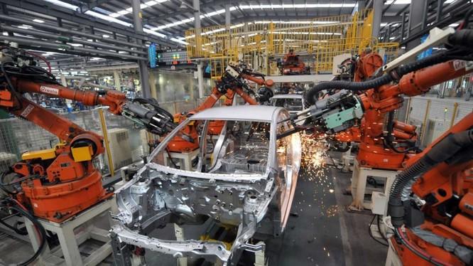 """Trung Quốc đưa chiến lược """"Made in China 2025"""" vào vòng bí mật? ảnh 3"""