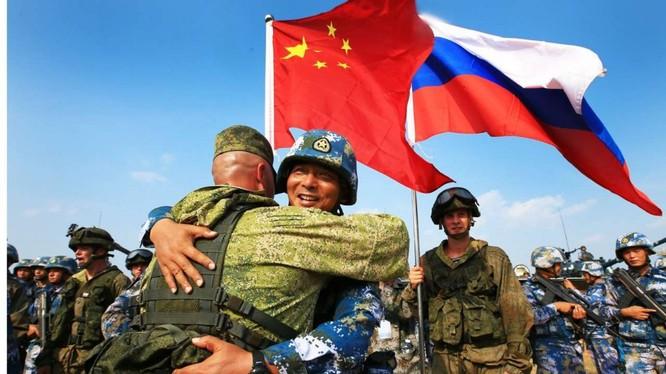 Mỹ cho rằng quân đội của mình khó địch nổi Nga, Trung Quốc! ảnh 1