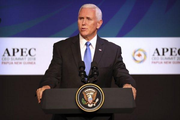 Lãnh đạo Mỹ - Trung đối đầu gay gắt tại Hội nghị cấp cao APEC ảnh 1