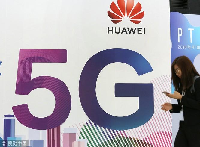 Mỹ du thuyết các nước cấm cửa Huawei vì lý do an ninh quốc gia ảnh 2