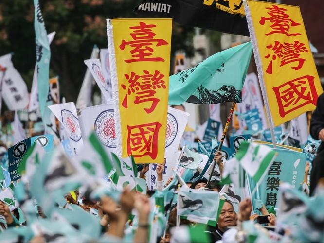 Bầu cử Đài Loan: Thất bại của Đảng Dân Tiến và bài học ảnh 2