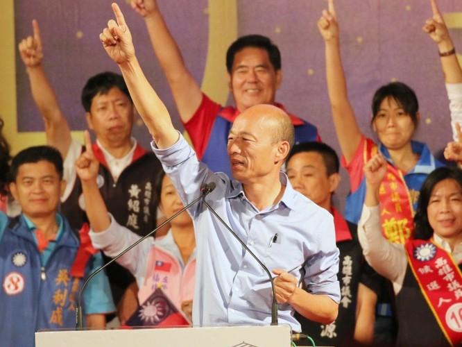 Bầu cử Đài Loan: Thất bại của Đảng Dân Tiến và bài học ảnh 4