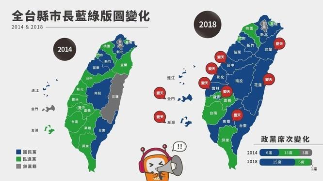 Bầu cử Đài Loan: Thất bại của Đảng Dân Tiến và bài học ảnh 1
