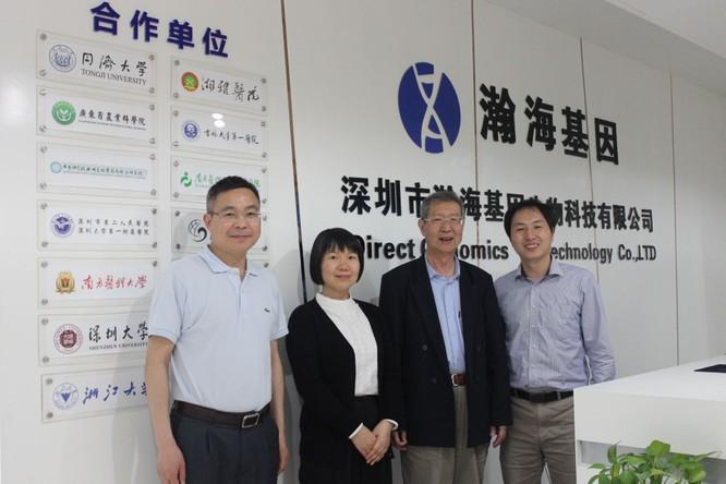 Khoa học gia Trung Quốc chỉnh sửa gene người khiến thế giới chấn động ảnh 4