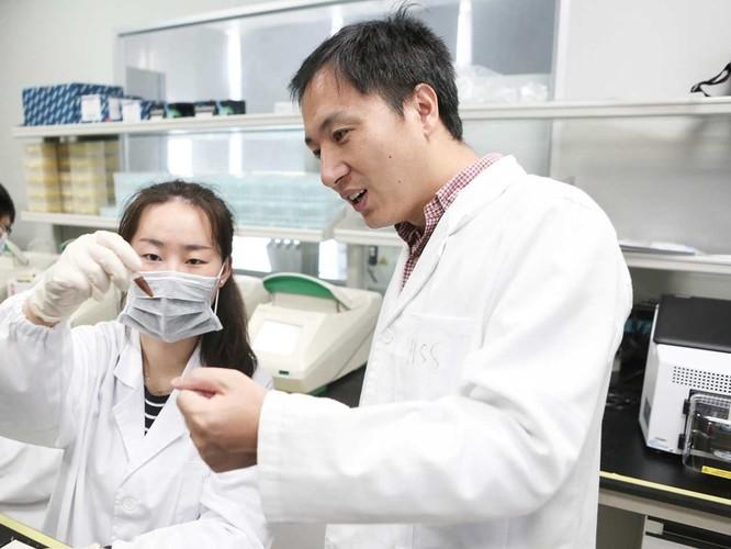 Khoa học gia Trung Quốc chỉnh sửa gene người khiến thế giới chấn động ảnh 1