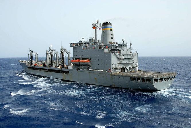 Tàu chiến Mỹ xuyên eo biển Đài Loan khiến Bắc Kinh tức giận ảnh 2