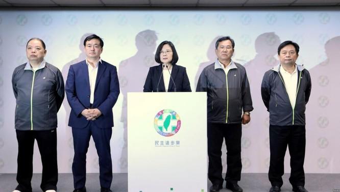 Xu thế quan hệ Washington - Bắc Kinh - Đài Bắc sau bầu cử Đài Loan ảnh 1