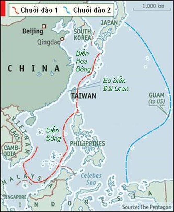 Xu thế quan hệ Washington - Bắc Kinh - Đài Bắc sau bầu cử Đài Loan ảnh 2