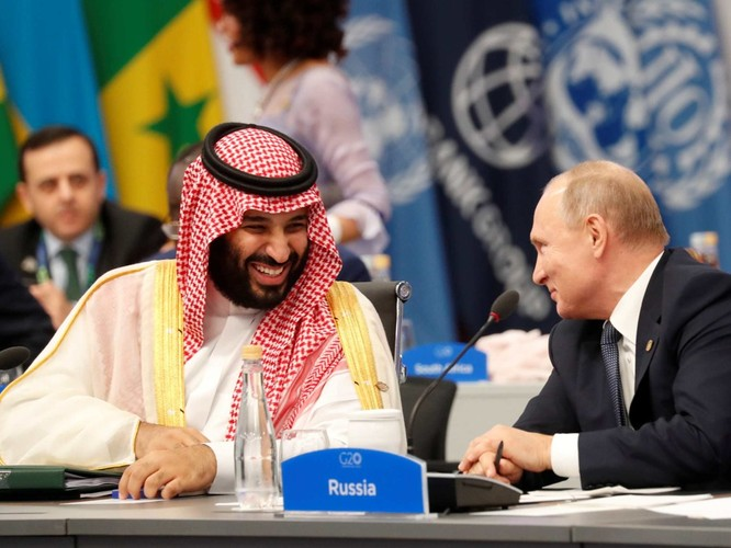 Hội nghị G20 ngày đầu tiên – Ông Donald Trump phớt lờ tổng thống Putin ảnh 6