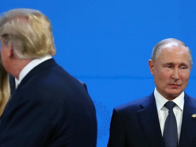 Hội nghị G20 ngày đầu tiên – Ông Donald Trump phớt lờ tổng thống Putin ảnh 2