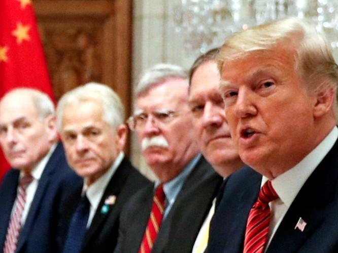 Hội đàm Donald Trump – Tập Cận Bình, hai nước nói về kết quả khác nhau ảnh 4