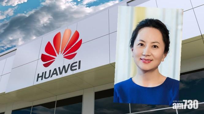 Rúng động tin Mỹ bắt và điều tra con gái ông chủ Tập đoàn Huawei Mạnh Vãn Chu
