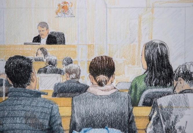 """""""Công chúa Huawei"""" được bảo lãnh tại ngoại sau khi chấp nhận 14 điều kiện của tòa ảnh 2"""