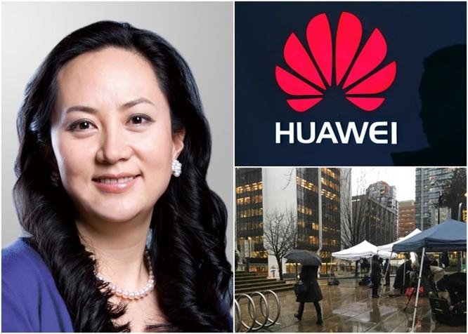 """""""Công chúa Huawei"""" được bảo lãnh tại ngoại sau khi chấp nhận 14 điều kiện của tòa"""