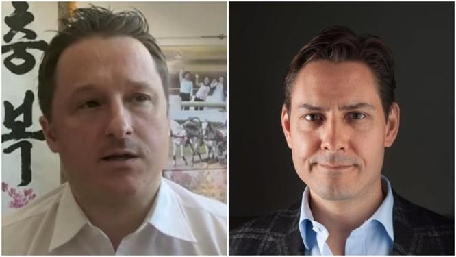 Ngoại trưởng Mỹ và Canada cam kết giải cứu 2 công dân Canada bị Trung Quốc bắt ảnh 2