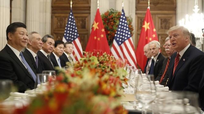 """Trung Quốc đề ra """"phương châm 21 chữ"""" đối với Mỹ? ảnh 1"""