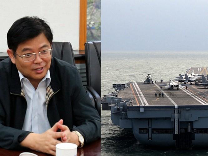 Tổng giám đốc công ty đóng tàu sân bay Trung Quốc đối mặt án tử hình vì bán bí mật cho CIA? ảnh 1