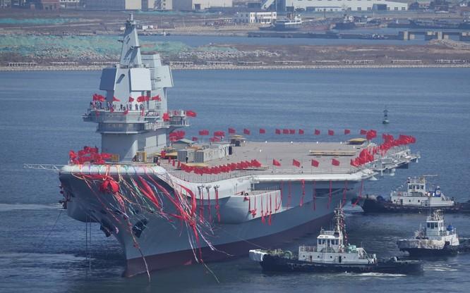 Tổng giám đốc công ty đóng tàu sân bay Trung Quốc đối mặt án tử hình vì bán bí mật cho CIA? ảnh 3