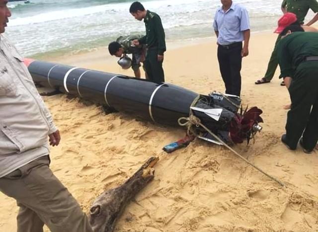 Ngư lôi tối tân lọt vào tay Việt Nam, cộng đồng mạng Trung Quốc dậy sóng ảnh 1