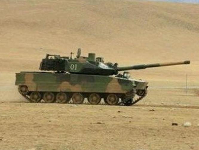 Trung Quốc tập trận gần biên giới Việt Nam, xe tăng kiểu mới Type-15 lần đầu lộ diện ảnh 2