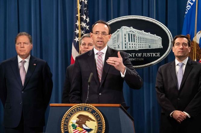 """Khởi tố 2 hacker, Mỹ tiến hành """"Chiến Tranh Lạnh công nghệ"""" với Trung Quốc? ảnh 1"""