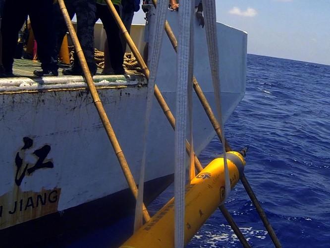 Trung Quốc sản xuất tàu ngầm không người lái hoạt động dài ngày dưới biển ảnh 1