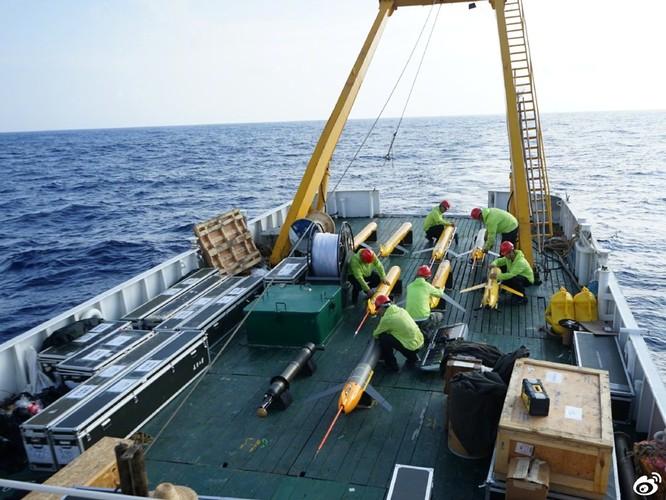 Trung Quốc sản xuất tàu ngầm không người lái hoạt động dài ngày dưới biển ảnh 3