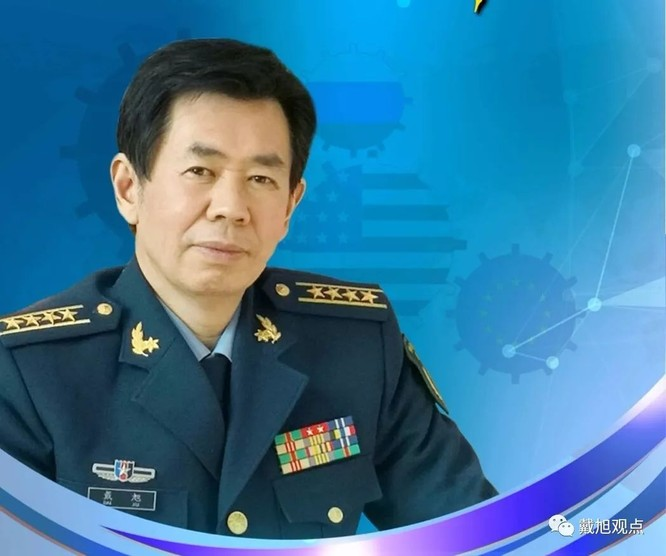 Tướng Trung Quốc dọa đánh chìm tàu Mỹ trên Biển Đông ảnh 3