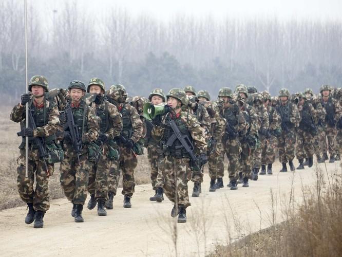 Ông Tập Cận Bình yêu cầu quân đội Trung Quốc chuẩn bị tốt cho chiến tranh ảnh 2