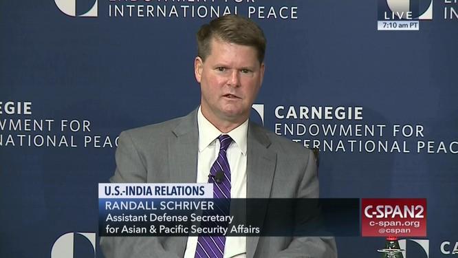 Mỹ áp sát tàu chiến tại Hoàng Sa vào lúc bắt đầu đàm phán thương mại, Trung Quốc tức giận ảnh 2