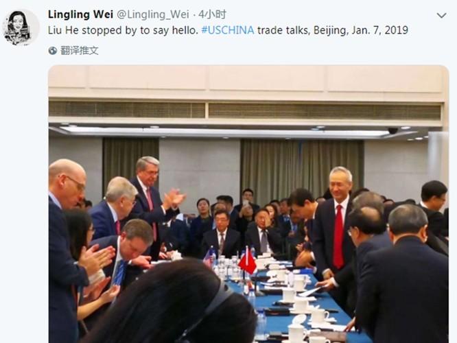 Đàm phán thương mại Trung - Mỹ: kéo dài thời gian, bất đồng tồn tại ảnh 1
