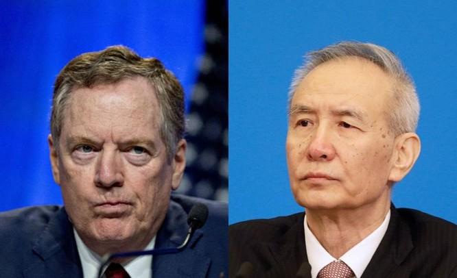 Mỹ bi quan về viễn cảnh đàm phán mậu dịch với Trung Quốc ảnh 1