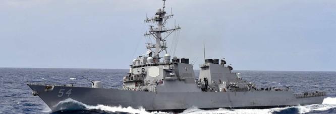 Quân đội Mỹ - Trung liên tiếp nắn gân nhau trên eo biển Đài Loan ảnh 1