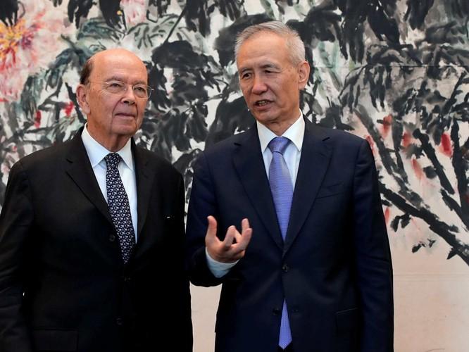 Nhà Trắng: Hiệp nghị thương mại Mỹ - Trung còn xa vời! ảnh 1