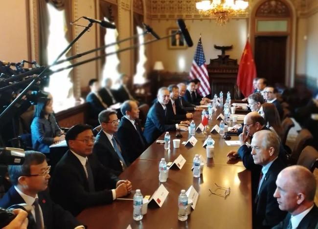 Kết thúc đàm phán Mỹ - Trung: Vẫn là những kết quả chung chung ảnh 1